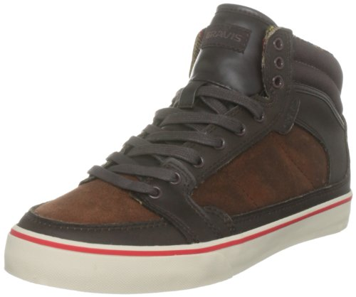 Gravis Men's Lowdown Hc Lx Mns Dark Coffee/Cornstalk Fashion Trainer 259223 11.5 UK, 46 EU, 12 US