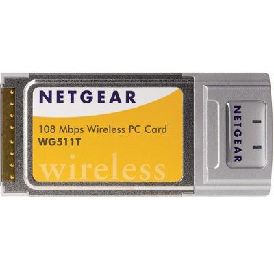 NetGear WG511TGE 802.11 G 54/108Mbps cartes Super G