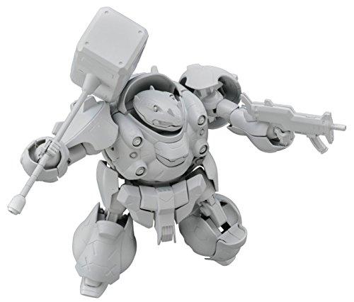 HG 機動戦士ガンダム 鉄血のオルフェンズ ガンダムグシオン 1/144スケール 色分け済みプラモデル