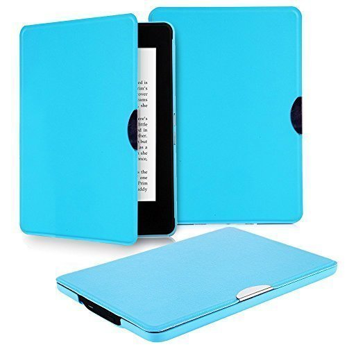 Nouske 6-Inch Amazon All-New Kindle Paperwhite Case for 1st, 2nd & 3rd Generation - Blue (Kindle Battery First Generation compare prices)