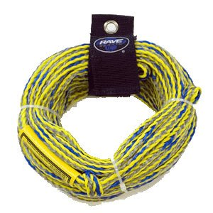 Image of Rave 1-Section 2-Rider Tow Rope (B005Q70N9A)