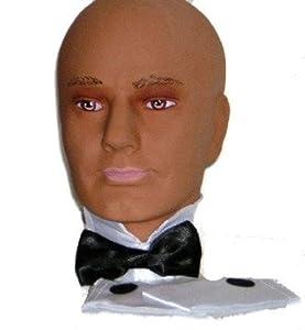 Male Stripper Collar & Cuffs Fancy Dress Kit Stag Night