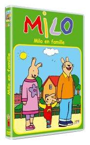 Milo milo en famille bruno desraisses for Bruno fourniture de bureau
