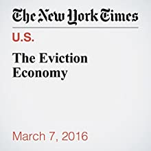 The Eviction Economy Other by Matthew Desmond Narrated by Keith Sellon-Wright