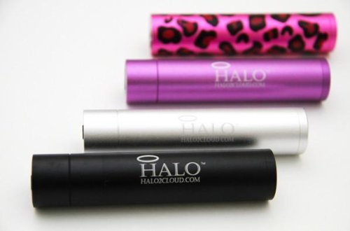 HALO 2800mAh Pocket Power Bank for iPhone - Retail Packaging - Purple