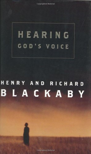 Hearing God's Voice by Henry T. Blackaby (2002-09-15), by Henry T. Blackaby; Richard Blackaby;