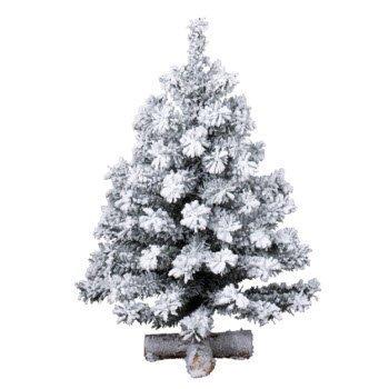 Kaemingk 683635 Snowy Toronto Minibaum, Soft Nadel PVC, innen, Höhe 35 thumbnail