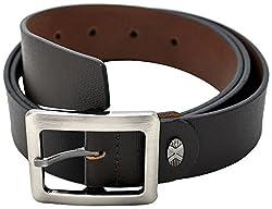 URBAN DISENO Men's Belt (Ud-belt-07_Small, Brown, Small)