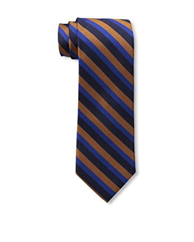 Tommy Hilfiger Men's Multi Stripe Tie
