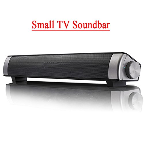 Buy Discount Jumphigh Sound Bar Wireless Subwoofer 3.0 Bluetooth Speaker 10W Small TV Soundbar Bluet...