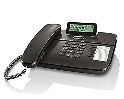 Gigaset DA710 Corded Phone (Black)