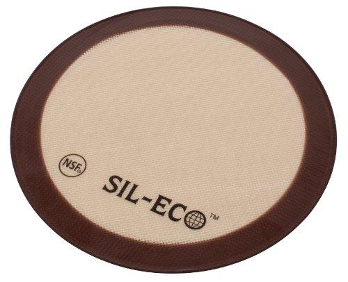 Sil-Eco E-99124 Non-Stick Silicone Baking Liner, 9-Inch Round