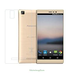 ShiningZon Soft Silicone TPU Transparent Crystal Clear Soft Back Case Cover For Panasonic Eluga A2