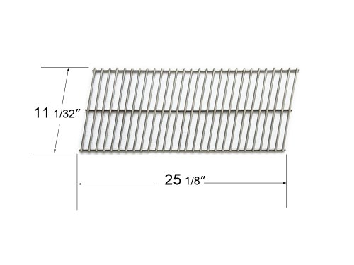 96801 - Char-Broil, Kenmore And Thermos Replacement Stainless Steel Grate front-47873