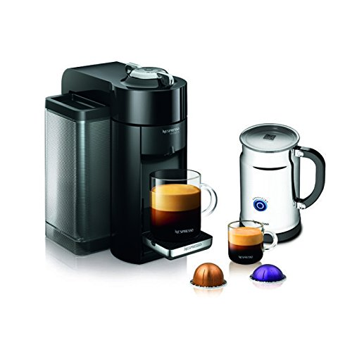 Nespresso-AGCC1-US-RE-NE-VertuoLine-Evoluo-Coffee-Espresso-Maker-with-Aeroccino-Plus-Milk-Frother-Red