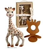 So'Pure Set and Natural Soother - Sophie the Giraffe