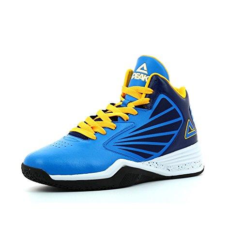Peak ,  Scarpe da basket uomo blu 40