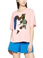 Love Moschino Camiseta Manga Corta (Rosa)