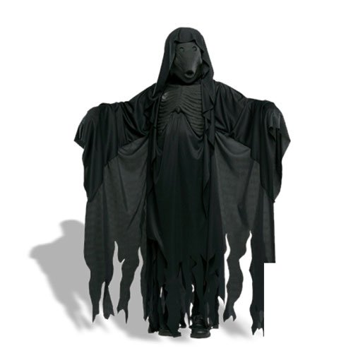Rubies Costume Co 17782 Harry Potter Dementor Child Costume Size Medium- Boys 8-10
