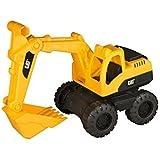 CAT Construction Crew Excavator Vehicle