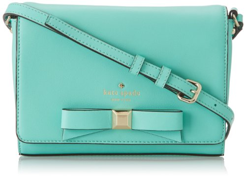 kate spade new york Holly Street Rubie Cross Body Bag,Giverny Blue,One Size