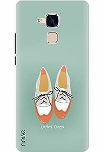 Noise Designer Printed Case / Cover for Honor 5C / Patterns & Ethnic / Shoes Design