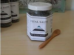 Vital Salts - Black Truffle Sesame Salt