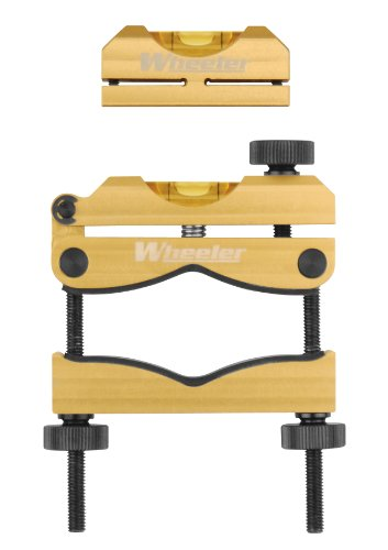 Wheeler Professional Reticle Leveling System