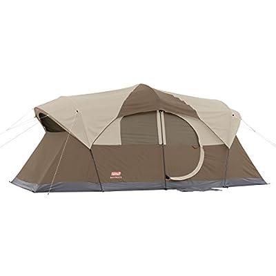 Coleman WeatherMaster 10 Person Hinged Door Tent