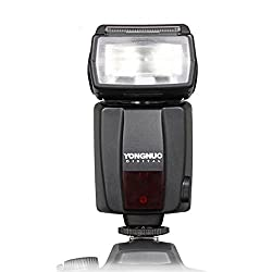YongNuo YN-468 II E-TTL Speedlite With LCD Display for Canon 50D 40D T1i Xsi XS