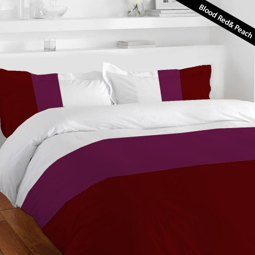Solid Colored Duvet Covers