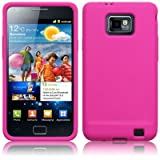 "Iprotect ORIGINAL SAMSUNG GALAXY S2 I9100 SILIKON CASE HIGHCLASS PINK / ROSAvon ""iprotect"""