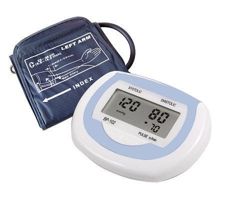Cheap Medquip BP2600Fully Automatic Blood Pressure Monitor – Upper Arm (BP2600)
