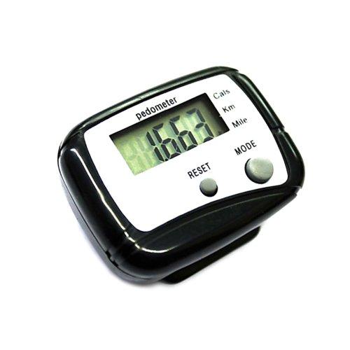 LCD Pedometer Kalorienmesser Schrittzähler Step Counter