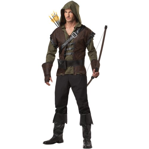 California Costumes Men's Robin Hood Adult Costume
