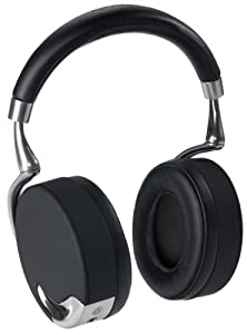 Parrot Zik Wireless Noise Cancelling Headphones with Touch Control - Black/Silver
