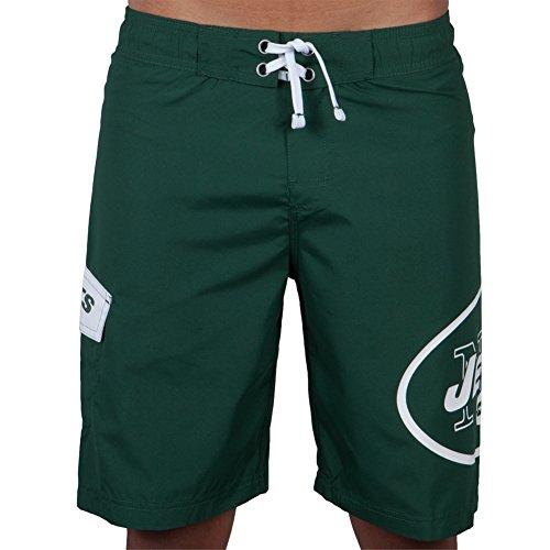 New York Jets Preschool Peak Season Boardshorts - Green
