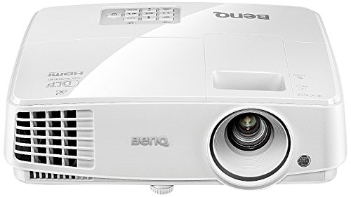 BenQ MS524 Projector, 3D Projector, 3200 Ansi Lumens, with HDMI Port