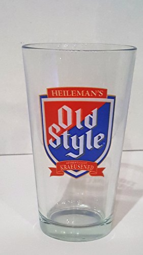 Heileman's Old Style Beer Pint Glass (Cubs Beer Glasses compare prices)