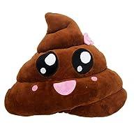 GOTD Amusing Emoji Emoticon Cushion H…