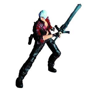 Square Enix Devil May Cry 3: Play Arts Kai Dante Action Figure