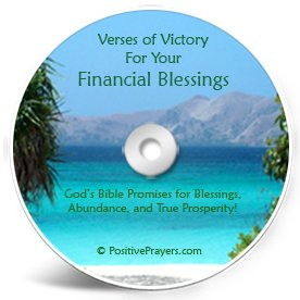 Bible Verses of Victory for Financial Blessings CD! **** God's Promises for Abundance and True Prosperity!