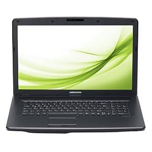 Medion Akoya P7815 43,9 cm (17,3 Zoll) Notebook (Intel Core i5-3210M Prozessor, 2,5GHz, 8GB RAM, 750GB HDD, NVIDIA GeForce GT 640M, Bluetooth, 2. Festplattenschacht, Win 8) schwarz