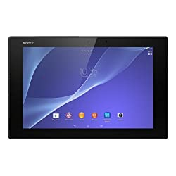 Sony Xperia Z2 10.1 inch Tablet (Black) - (Qualcomm 2.3GHz, 3GB RAM, 16GB Memory, Google Android 4.4)