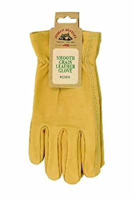 Joseph Bentley Smooth Grain Leather Gloves Medium
