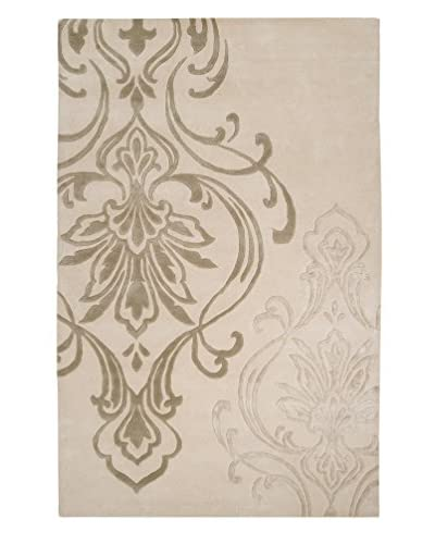 Surya Modern Classics Damask Hand-Tufted Rug