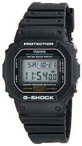 [カシオ]CASIO 腕時計 G-SHOCK ジーショック クラシックデジタルウォッチ DW5600E-1V メンズ 並行輸入品