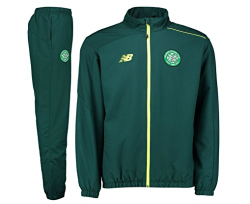 2015-2016 Celtic European Presentation Tracksuit (Green)