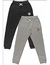1lycargos Mens Track/Freetime Pants - 2pcs Combo Pack