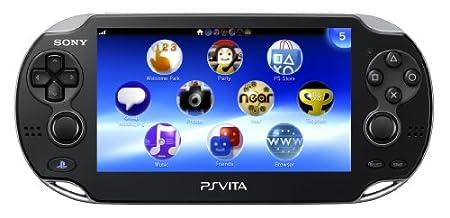 Sony PlayStation Vita (Wi-Fi + 3G)